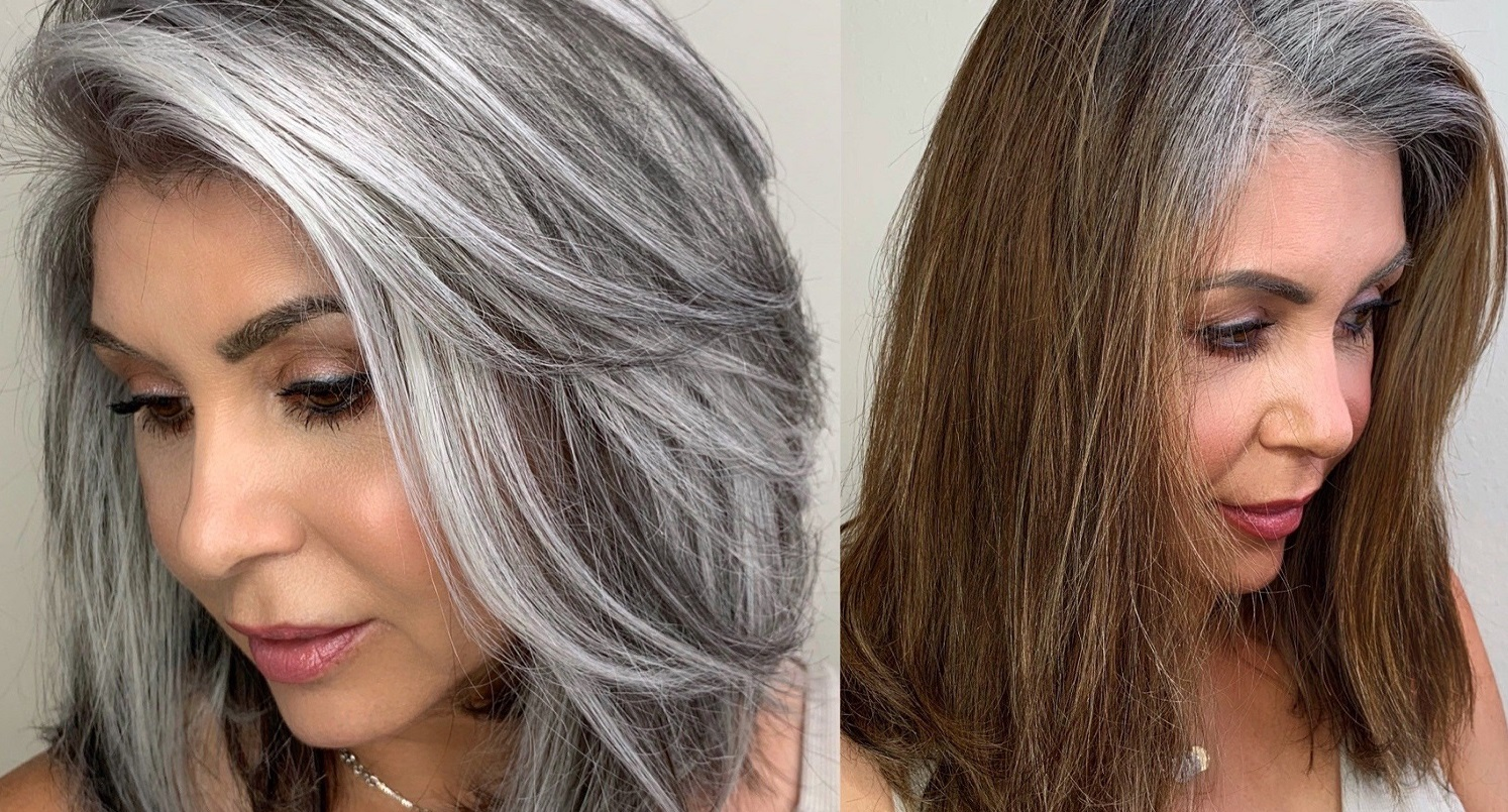 Magical Tips And Tricks To Go Gray!3