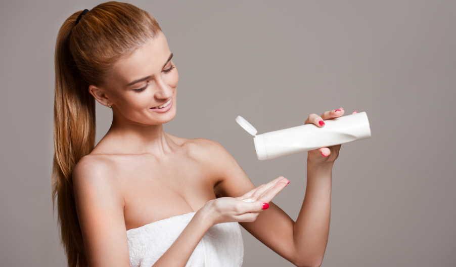 moisturize natural skin